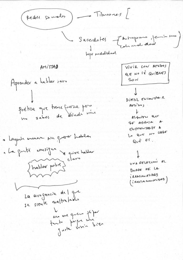 Una sesión de análisis: Tomás